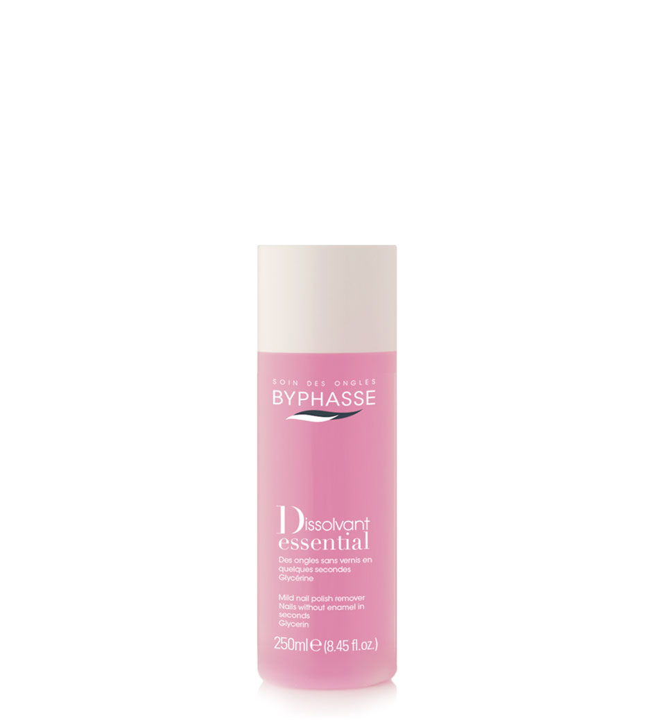 Nail polish remover essential 250ml – Byphasse