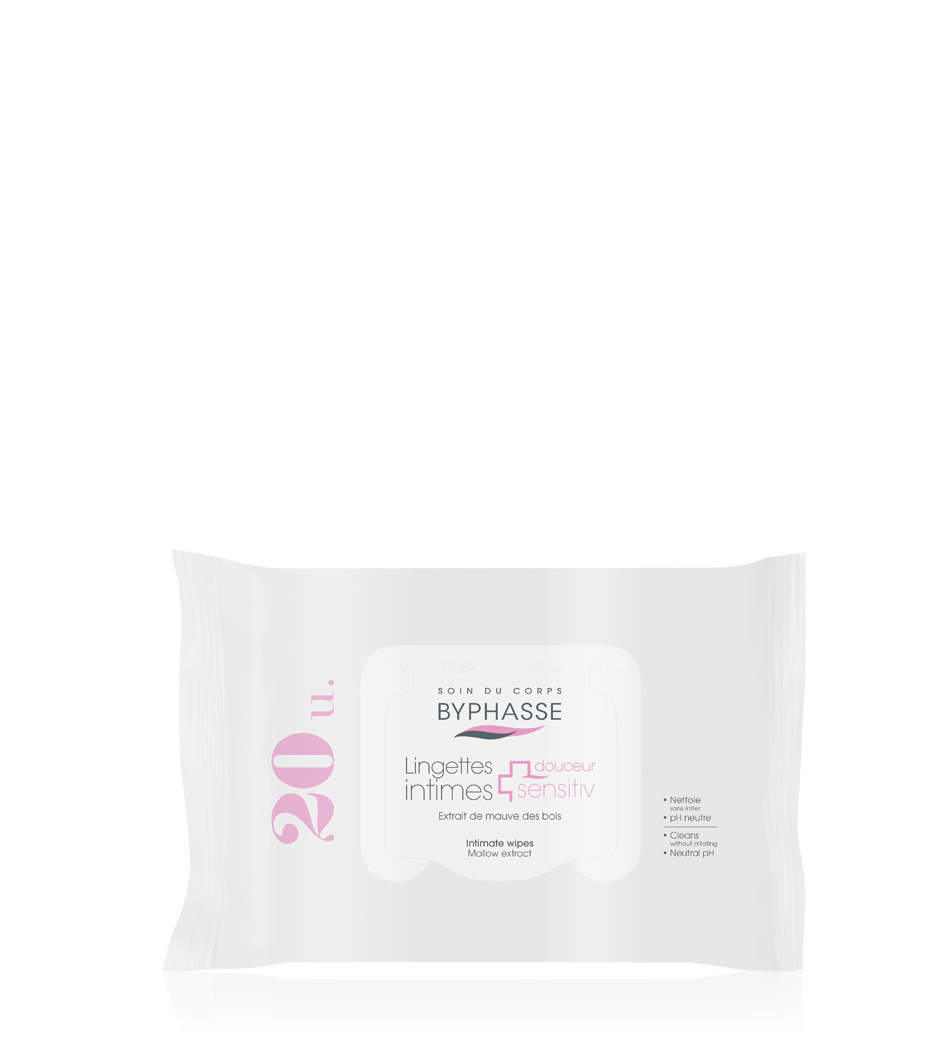 Gel Intime Sensitiv Douceur Nice Byphasse Other Bath & Body Supplies